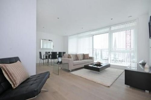 Dickens Yard 2 bedroom apartment for let
