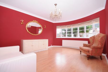One reception room in a 4 bed house for sale in Ealing