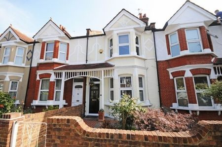 Dudley gardens 4 bed home in Northfields for sale with lovely front door