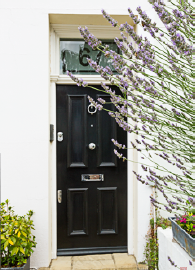 Warwick Road front door photo