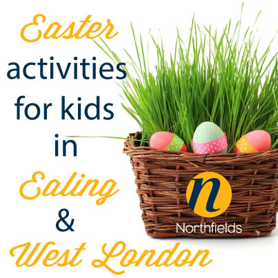 Easter-activities-for-kids-in-Ealing