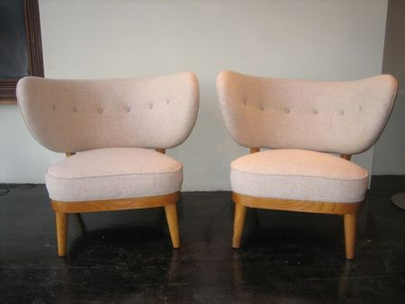 Photo 4 - Scale up your Furniture 1940's armchairs