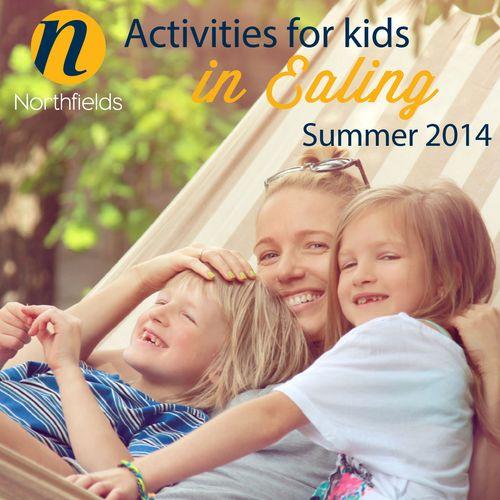 Summer-2014-activities-for-kids-ealing