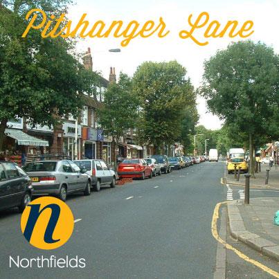 Pitshanger-Lane