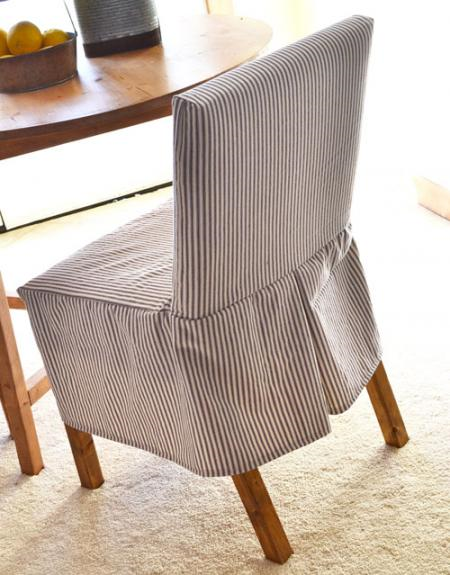 Slipcover DIY