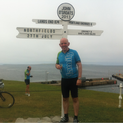 Richard-Palfreeman-Land's-End-to-John-O'Groats-Cycling-in-Ealing-Northfields